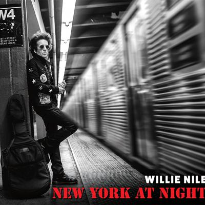 Cover art for Apr 24-30 show: with Willie Nile