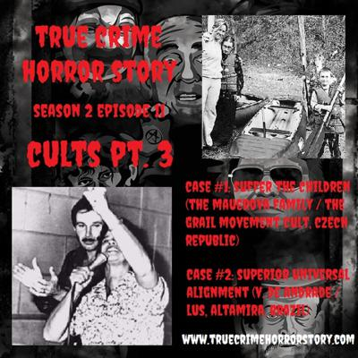 Cover art for S2E11: Cults Pt. 3