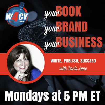 Your Book, Your Brand, Your Business
