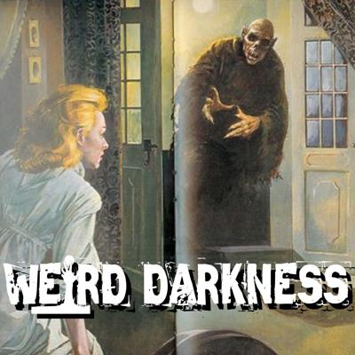 """Cover art for """"THE TRUE STORY OF THE CROGLIN GRANGE VAMPIRE"""" and More Scary True Horror Stories! #WeirdDarkness"""
