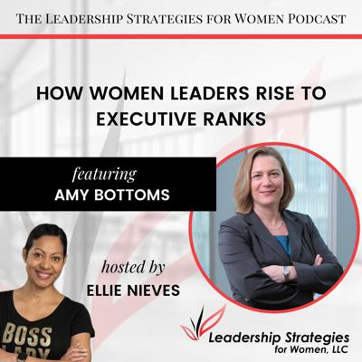 Cover art for How Women Leaders Rise to Executive Ranks