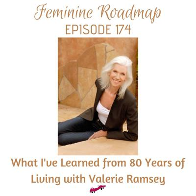 Cover art for FR Ep #174 What I've Learned From 80 years of Living with Valerie Ramsey