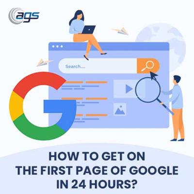 Cover art for 25+ Free Ways to Get on the First Page of Google In 24 Hours? [2021 Podcast]