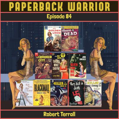 Cover art for Episode 84: Robert Terrall
