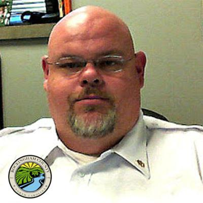 Cover art for Episode #34 Justin Stewart, EMS Training Officer, Rockingham County 4-1-1