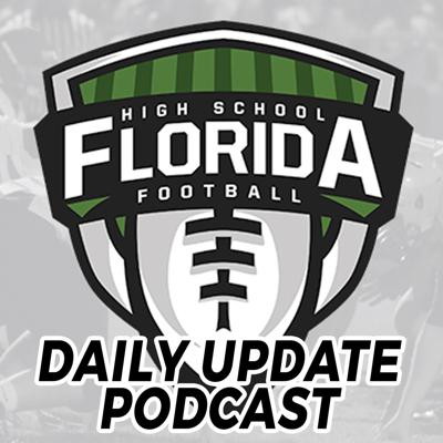 The FloridaHSFootball.com Daily Update brings the latest high school football and girls flag football news to listeners around the globe each weekday during the week.