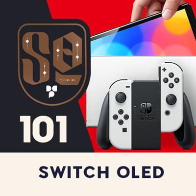 Cover art for SideQuest: Episode 101 - Switch OLED - Playstation State Of Play Review - Monster Hunter Stories 2