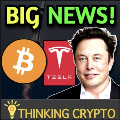Cover art for Elon Musk Says Tesla To Accept Bitcoin Payments Again - Central American Bank El Salvador Bitcoin Law