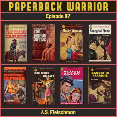 Cover art for Episode 87: A.S. Fleischman