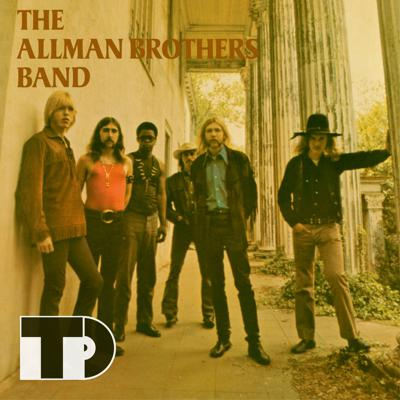 Cover art for Episode 33: The Allman Brothers Band's