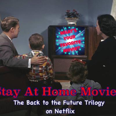Cover art for 60: Stay At Home Movies: Back to the Future Trilogy on Netflix