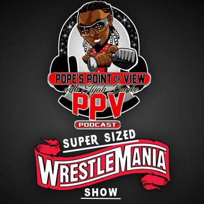 Cover art for SUPERSIZED WRESTLEMANIA SHOW SPECIAL