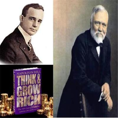 Think and Grow Rich by Napoleon Hill has inspired millions of people onward to success. Napoleon Hill is known for being one of the world's greatest million makers as he shares his secrets of success with you in Think and Grow Rich. Whatever the mind can conceive and believe, the mind can achieve is the philosophy of Think and Grow Rich. Napoleon Hill gives you the money-making secrets that earned Carnegie, and many of the world's other most prominent people, unprecedented riches. Think and Grow shows and tells you that success is a habit, and Think and Grow Rich is where that habit begins. Think and Grow rich has sold millions of copies and I'm sure Napoleon Hill will inspire, motivate, and encourage to make your every goal and dream come true. Think and Grow Rich is simple, learn to think, then grow, and get rich in the process.