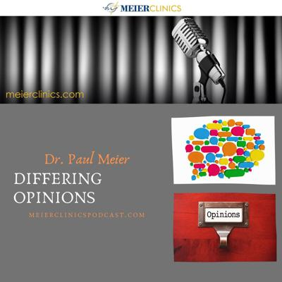 Cover art for Differing Opinions with Dr. Paul Meier