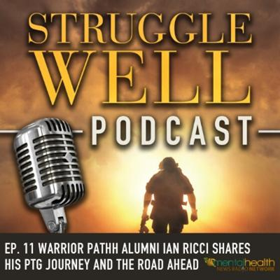 Cover art for Warrior PATHH Alumni Ian Ricci shares his PTG journey and the road ahead