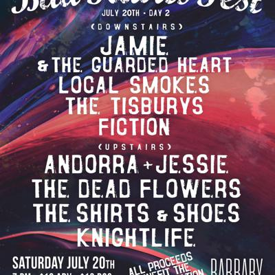 Bad Habits Festival Preview with Andorra + Jamie and the Guarded Heart