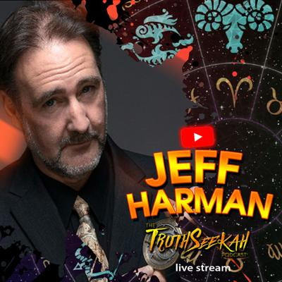 Cover art for Jeff Harman   Astrology, Ghosts, Aliens and more!