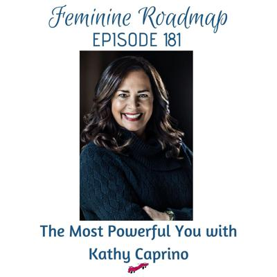 Cover art for FR Ep #181 The Most Powerful You with Kathy Caprino