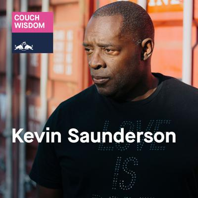 Cover art for Detroit techno originator Kevin Saunderson