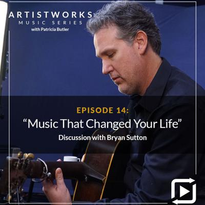 Cover art for Music That Changed Your Life: Bryan Sutton