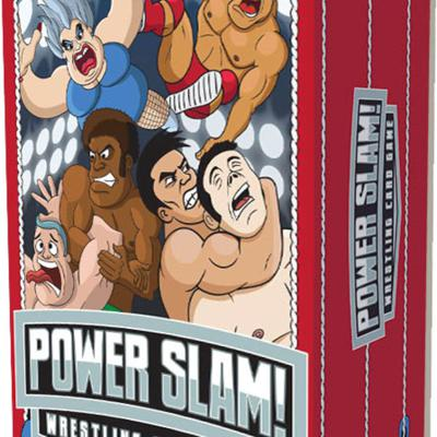 Cover art for Triple Threat Match with Ray Cashman for Power Slam!