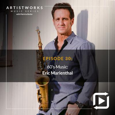 Cover art for 60's music: Eric Marienthal