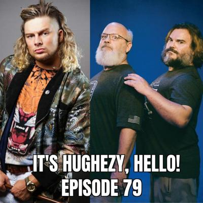 Cover art for Ep. 79: Brian Pillman Jr & Tenacious D