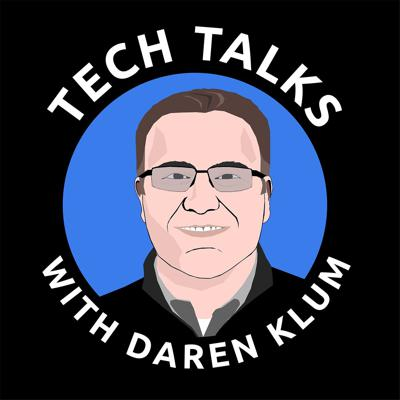 'Tech Talks' is a weekly podcast series dedicated to the brilliant minds behind some of the most exciting technologies and companies in the high-tech space. Tech Talks host Daren Klum has over 20 years of experience building complex market defining technology like the world's first quantum safe data security, the first commercially available desktop supercomputer and an exciting new way to compress data. Daren will try to demystify some of the most complex and exciting technology in the market today.