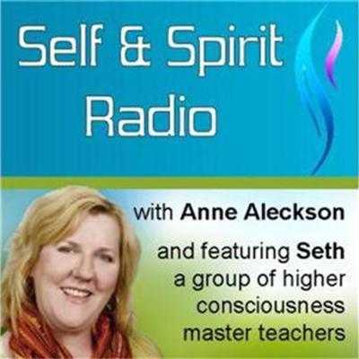 Cover art for Self and Spirit with Anne and Seth