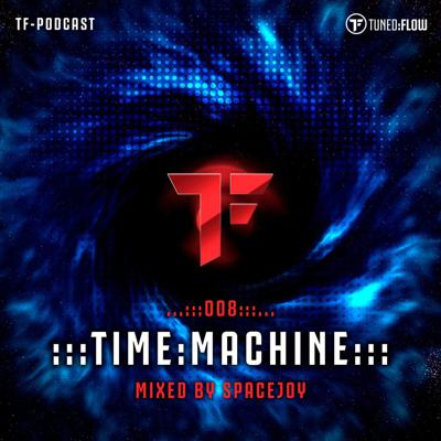 Cover art for TIME-MACHINE_008_(Mixed by SPACEJOY)