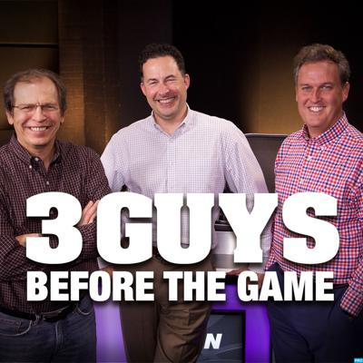 Three Guys Before The Game is the most listened to podcast covering West Virginia University football and basketball.  Tony Caridi, Brad Howe and Hoppy Kercheval talk all things Mountaineers.