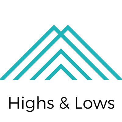 Highs and Lows is a podcast where a guest and I talk about the highs in life, the lows in life, and all that beauty that lies between. As you join us I hope it feels like you're gathered around the table listening to a chat between friends.