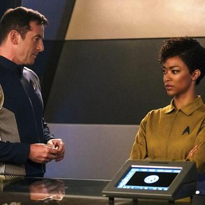 Cover art for 21. Star Trek: Discovery 1x03 - Context Is For Kings