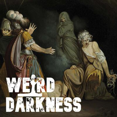 """Cover art for """"WAKING THE DEAD"""" and More True and Macabre Stories! #WeirdDarkness"""