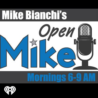 Mike Bianchi's Open Mike, hosted by Orlando Sentinel columnist Mike Bianchi. Loud, live, and local every morning - Weekdays 6a-9a on FM 96.9