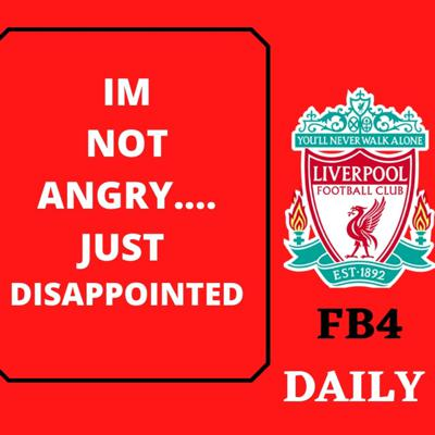 Cover art for FB4 Daily - LFC Underacieving XI