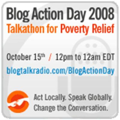 Blog Action Day 2008: Poverty