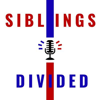 Two siblings, two political parties, one podcast. Siblings from opposite ends of the political spectrum dive into the news as they try to make sense of the other side. Hear how two very different political minds analyze the same news together in an attempt to discuss the week in politics.
