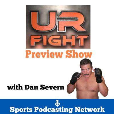 UFC Preview Show – Sports Podcasting Network