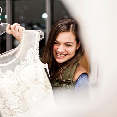 Cover art for It's Not Always Like the TV Shows - What to Expect When Dress Shopping