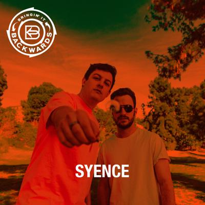 Cover art for Interview with SYENCE
