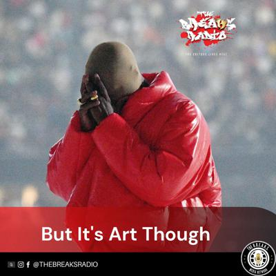Cover art for But It's Art Though