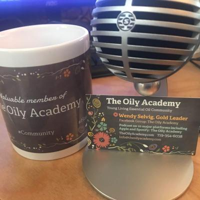 The Oily Academy - Young Living Essential Oil Podcast