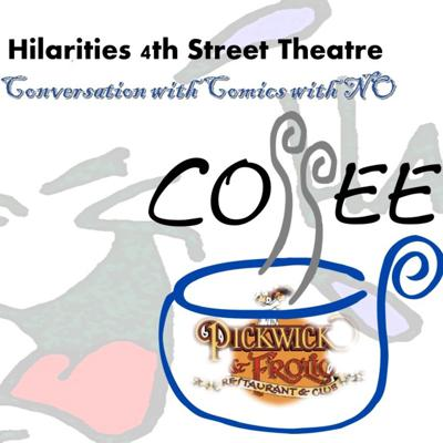 Weekly interviews with the current comics at Hilarities 4th Street Theatre