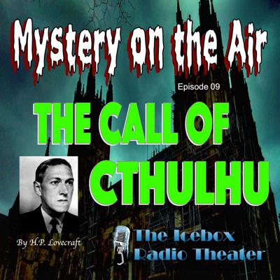 Cover art for Call of Cthulhu; Mystery on the Air