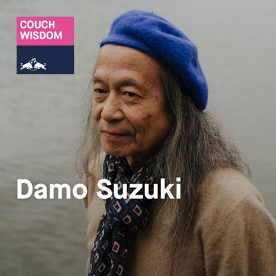 Cover art for Can's Damo Suzuki