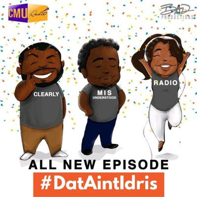 Cover art for Episode 1107: #DatAintIdris