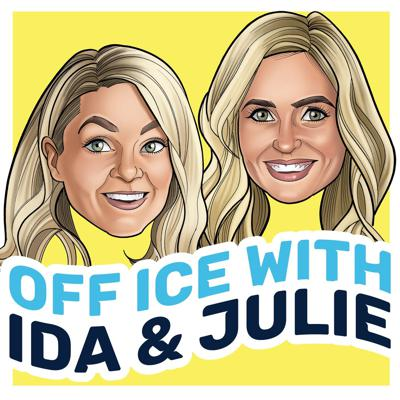 Off Ice With Ida & Julie