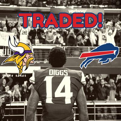 Cover art for Stefon Diggs is out of Minnesota!