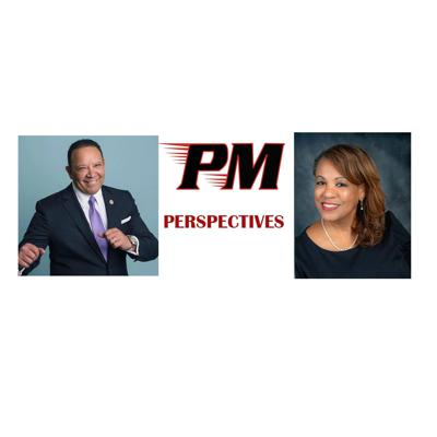 Cover art for Dr. Jones Interviews Marc Morial